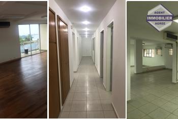 A louer, un bureau au 3ème étage de 280m²